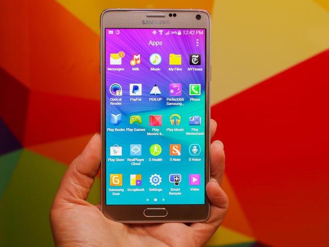"""Galaxy Note 4 """"cháy hàng"""" chỉ sau vài ngày đặt hàng 5"""