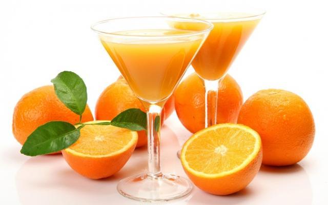 Những thời điểm tuyệt đối không được uống nước cam 4