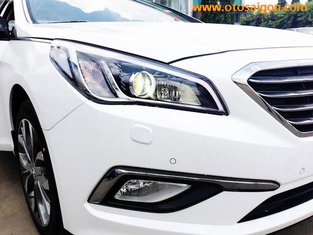 Hyundai Sonata 2015 đã có mặt tại Việt Nam 6