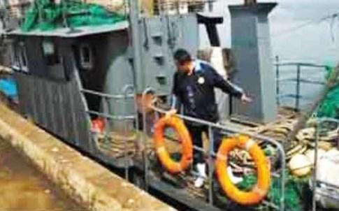 Triều Tiên bắt giữ tàu cá và 6 thuyền viên Trung Quốc  5
