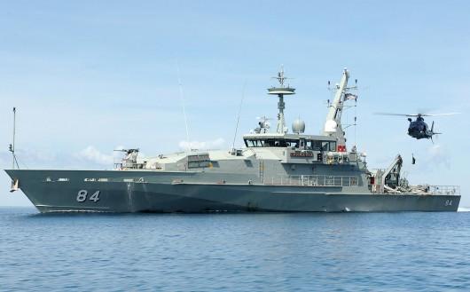 Tàu chiến Hải quân Australia thăm Thành phố Hồ Chí Minh 10
