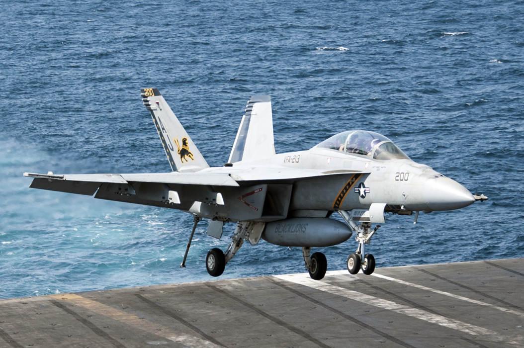 Cuộc không kích của Mỹ vào Syria qua ảnh 17