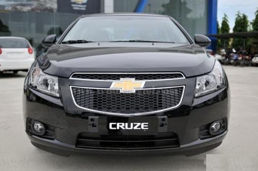 Chevrolet Cruze 2014 được GM Việt Nam nâng cấp 5