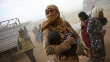 Trả đũa Liên quân không kích, IS điên cuồng giết chóc dân thường 5
