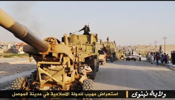 5 vũ khí của IS khiến Mỹ e sợ 8