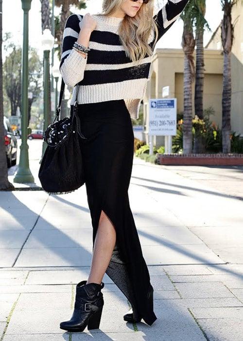 Điệu đà hơn với sự kết hợp tinh tế mẫu áo len năm 2014 8