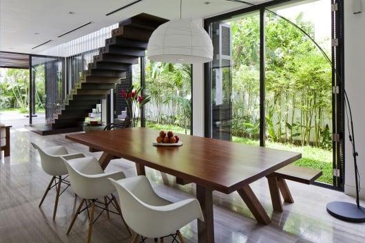 Hình ảnh Tuyệt đẹp ngôi biệt thự ở TP.HCM được lên tạp chí nước ngoài số 5