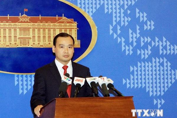 Quan hệ song phương của Việt Nam không để nhằm nước thứ 3 5