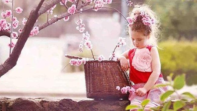 Nhóc tì 5 tuổi xinh như thiên thần kiếm hơn 1 tỷ mỗi năm  6