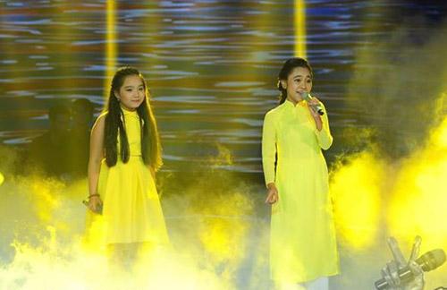 Trực tiếp giọng hát Việt nhí 2014 tập 14 liveshow 6 7