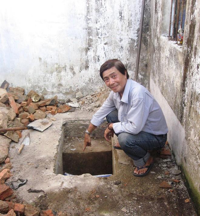 Căn hầm bí mật che giấu Đại tướng Nguyễn Chí Thanh 5