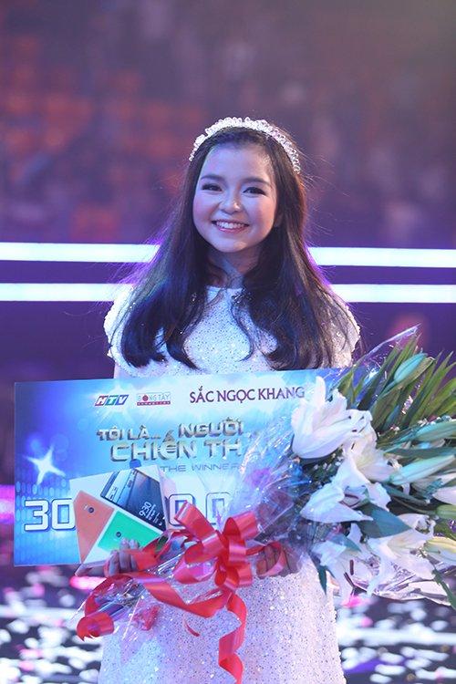 Cô sinh viên trường Ngoại thương – Lan Anh ẵm 300 triệu của The Winner Is 9