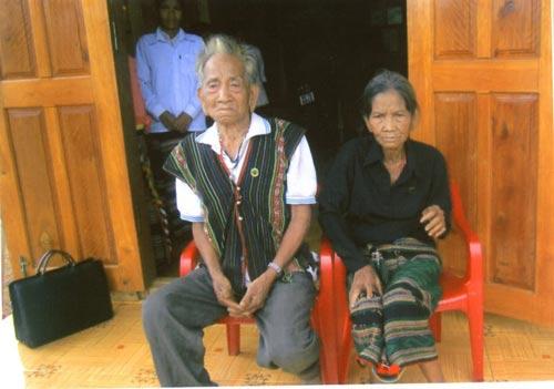 Cụ ông 116 tuổi lập kỷ lục cao tuổi nhất Việt Nam 4