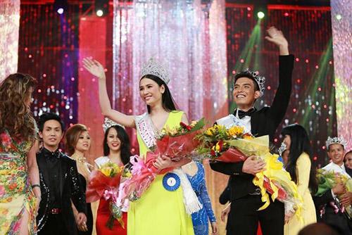 Đi thi Hoa hậu chui 3 người đẹp bị cấm diễn trên toàn quốc  7
