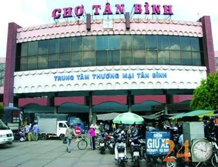 Hình ảnh Vụ dỡ chợ Tân Bình: Tạm ngưng dự án xây dựng TTTM số 1