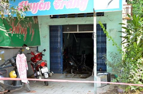 Bi kịch cuộc tình vụng trộm trong vụ chết cháy ở tiệm tóc 5