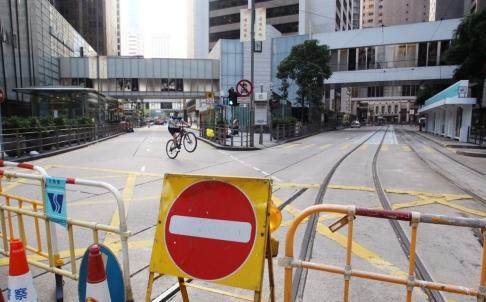 Biểu tình Hong Kong và những điều độc nhất vô nhị 13