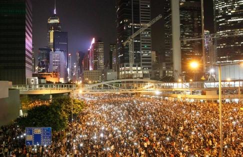 Biểu tình Hong Kong và những điều độc nhất vô nhị 2