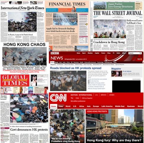 Biểu tình Hong Kong và những điều độc nhất vô nhị 8