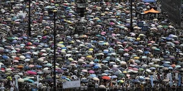 Ông Tập Cận Bình lần đầu lên tiếng về biểu tình ở Hong Kong 7