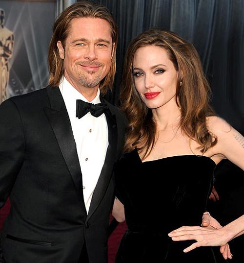 Angelina Jolie tặng quà cho chồng mới cưới Brad Pitt trị giá 63 tỷ 6