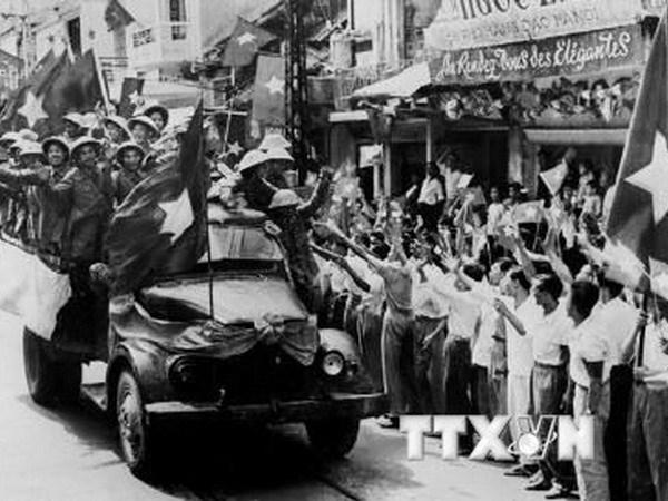 60 năm Giải phóng Thủ đô: Vẹn nguyên khát vọng hòa bình 5