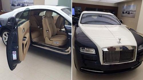 Rolls Royce Wraith chính thức ra mắt Việt Nam 6