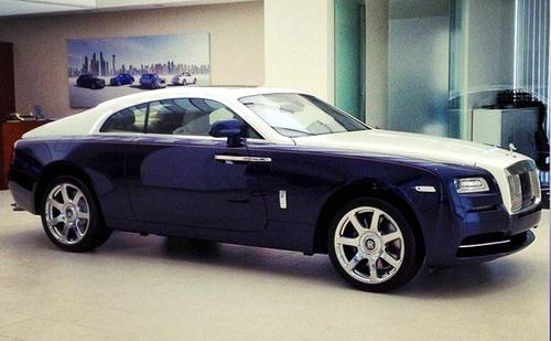 Rolls Royce Wraith chính thức ra mắt Việt Nam 5