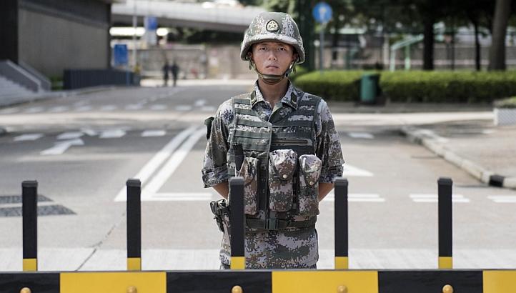 Quân đội Trung Quốc đang làm gì ở Hong Kong? 5