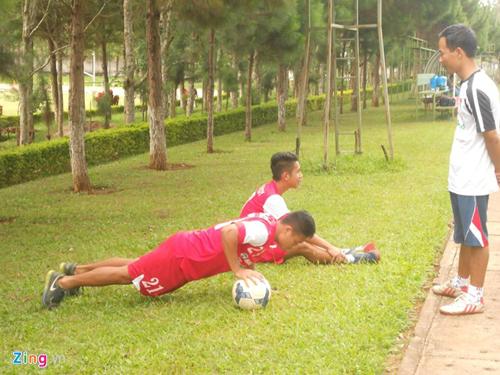 U19 Việt Nam sẽ sang Myanmar với 2 cầu thủ bị chấn thương 6