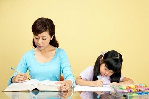 Bí mật của những bà mẹ có con học giỏi 5
