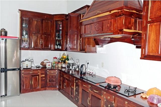 Choáng ngợp ngôi biệt thự toàn gỗ quý rộng 1.000 m2 11