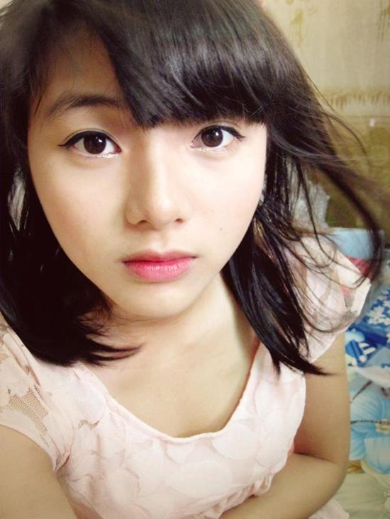 Nữ sinh Sài Thành bỗng nổi tiếng vì bị chụp ảnh lén quá xinh 8