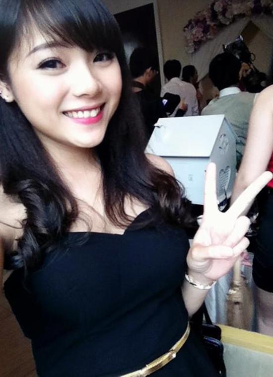 Nữ sinh Sài Thành bỗng nổi tiếng vì bị chụp ảnh lén quá xinh 13