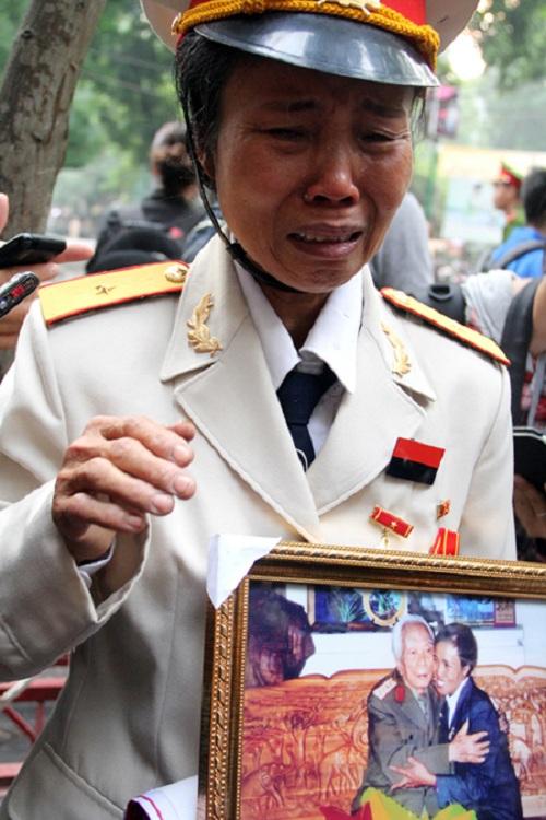 Dân mạng nghẹn ngào tưởng nhớ ngày mất Đại tướng Võ Nguyên Giáp 8