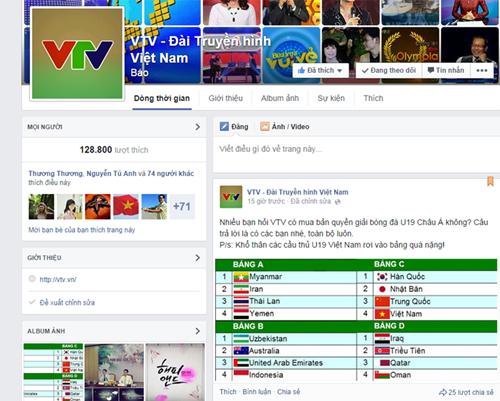 Người hâm mộ được theo dõi trực tiếp U19 Việt Nam thi đấu 6