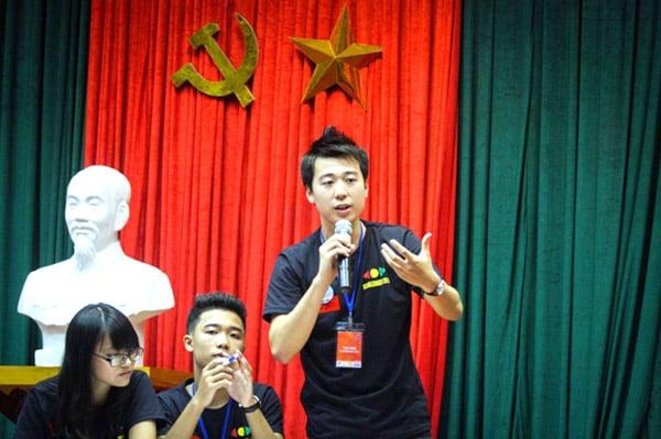 Hình ảnh Những du học sinh Việt đẹp trai như tài tử khiến phái nữ đổ rầm số 1