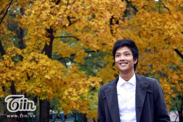 Hình ảnh Những du học sinh Việt đẹp trai như tài tử khiến phái nữ đổ rầm số 6