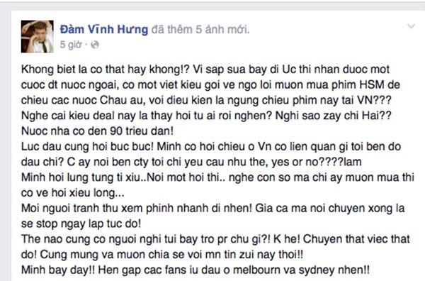 Nữ Việt kiều chi 50 tỷ để phim Mr Đàm ngừng chiếu ở Việt Nam? 6