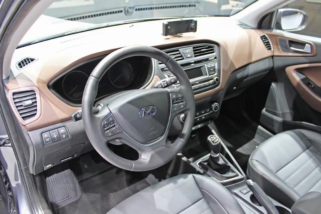 Hyundai i20 N : Nhỏ mà có võ 7