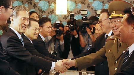 Nối lại đàm phán - Đột phá mới trong quan hệ Hàn - Triều 5