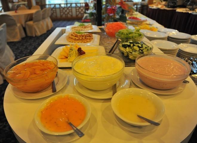 U19 Việt Nam ăn nghỉ tại resort sang trọng 14
