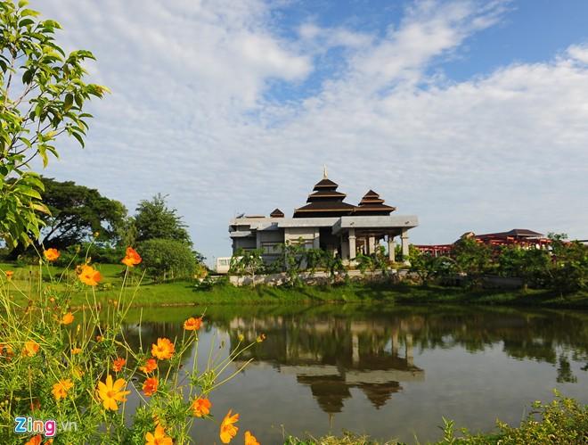 U19 Việt Nam ăn nghỉ tại resort sang trọng 17