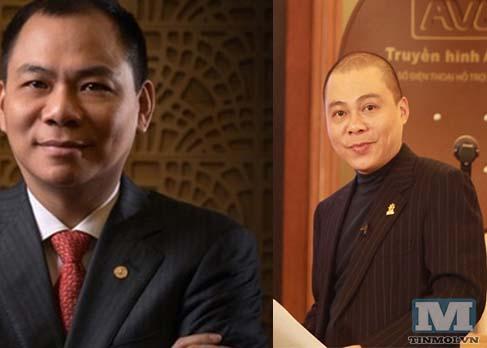 Những cặp anh, chị em đại gia quyền lực bậc nhất thương trường Việt 6