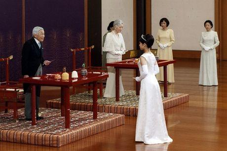 Cái kết đẹp cho chuyện tình cổ tích của công chúa Nhật Bản 3