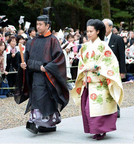Cái kết đẹp cho chuyện tình cổ tích của công chúa Nhật Bản 5