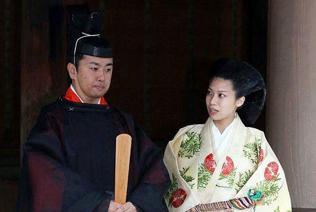 Cái kết đẹp cho chuyện tình cổ tích của công chúa Nhật Bản 6