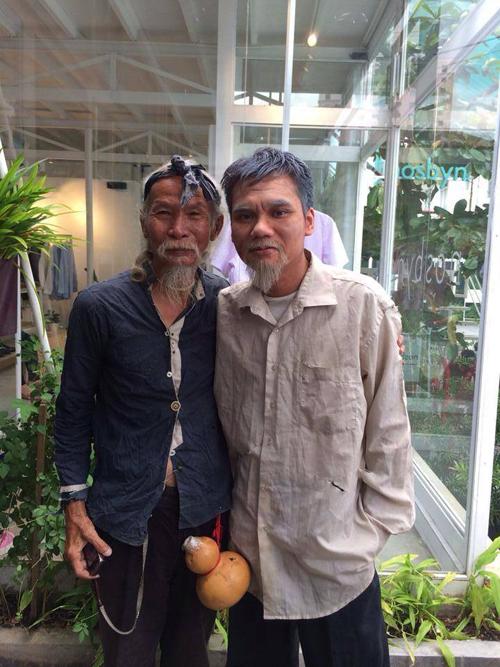 Khắc Việt bỗng nghèo khổ và già nua trong MV mới 7