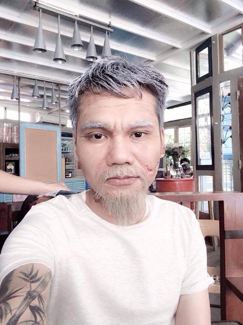 Khắc Việt bỗng nghèo khổ và già nua trong MV mới 6