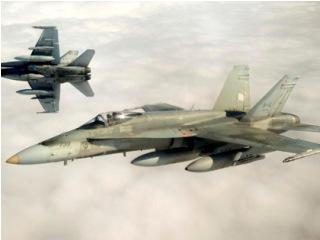 Canada điều 6 tiêm kích CF-18, chính thức tham gia chống IS  4